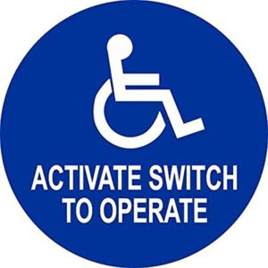 activate operate wheelchair